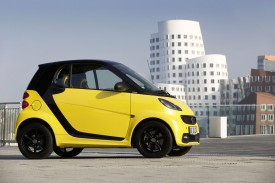 smart fortwo cityflame edition revealed, priced from 10,995