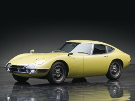 1967 Toyota 2000GT sold for $1.16 million – the most expensive Asian car ever sold
