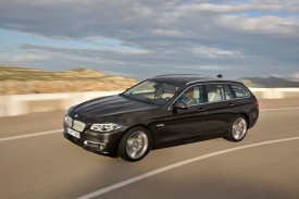 BMW 5 Series facelift line-up revealed [video]