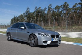 BMW M5 facelift revealed with optional Competition Package