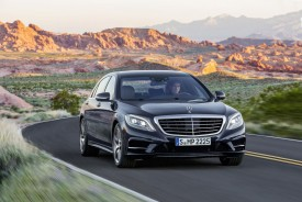 New Mercedes-Benz S-Class revealed, priced from £79,789.50