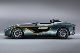 One-off Aston Martin CC100 Speedster Concept revealed