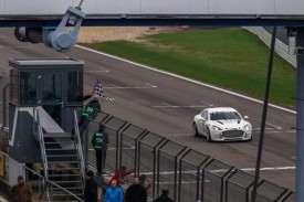 Aston Martin Hybrid Hydrogen Rapide S becomes the first hydrogen-powered car to lap Nürburgring