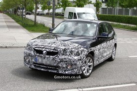 BMW Zinoro X1 &#8211; First Chinese BMW model caught testing in Germany