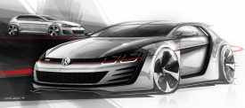 One-off Volkswagen Design Vision GT with 496bhp debuts at Wrthersee