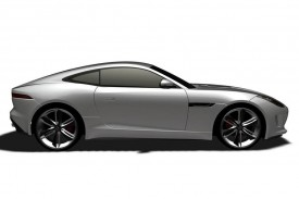 Jaguar F-Type Coupe patent photos hit the web