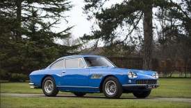 John Lennon's first car, 1965 Ferrari 330GT 2+2 Coupe to be auctioned at Goodwood