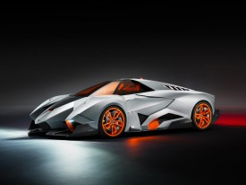 Lamborghini Egoista revealed – one-off single seater concept designed by Walter De Silva