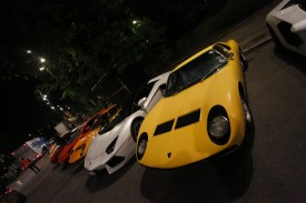 Lamborghini 50th Anniversary – Grande Giro tour with 350 cars [VIDEOS]