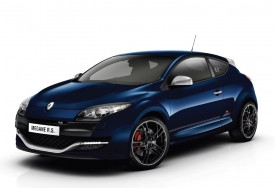 Renault unveils limited edition Megane Renaultsport Red Bull Racing RB8