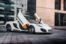 Gemballa GT package for McLaren 12C Spider