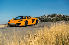 McLaren 50 12C and 12C Spider announced, priced from £196,000