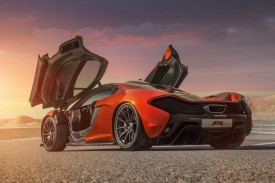 McLaren P1 production almost sold out