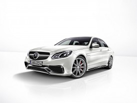 Top of the range Mercedes E 63 AMG S Model priced from £83,740