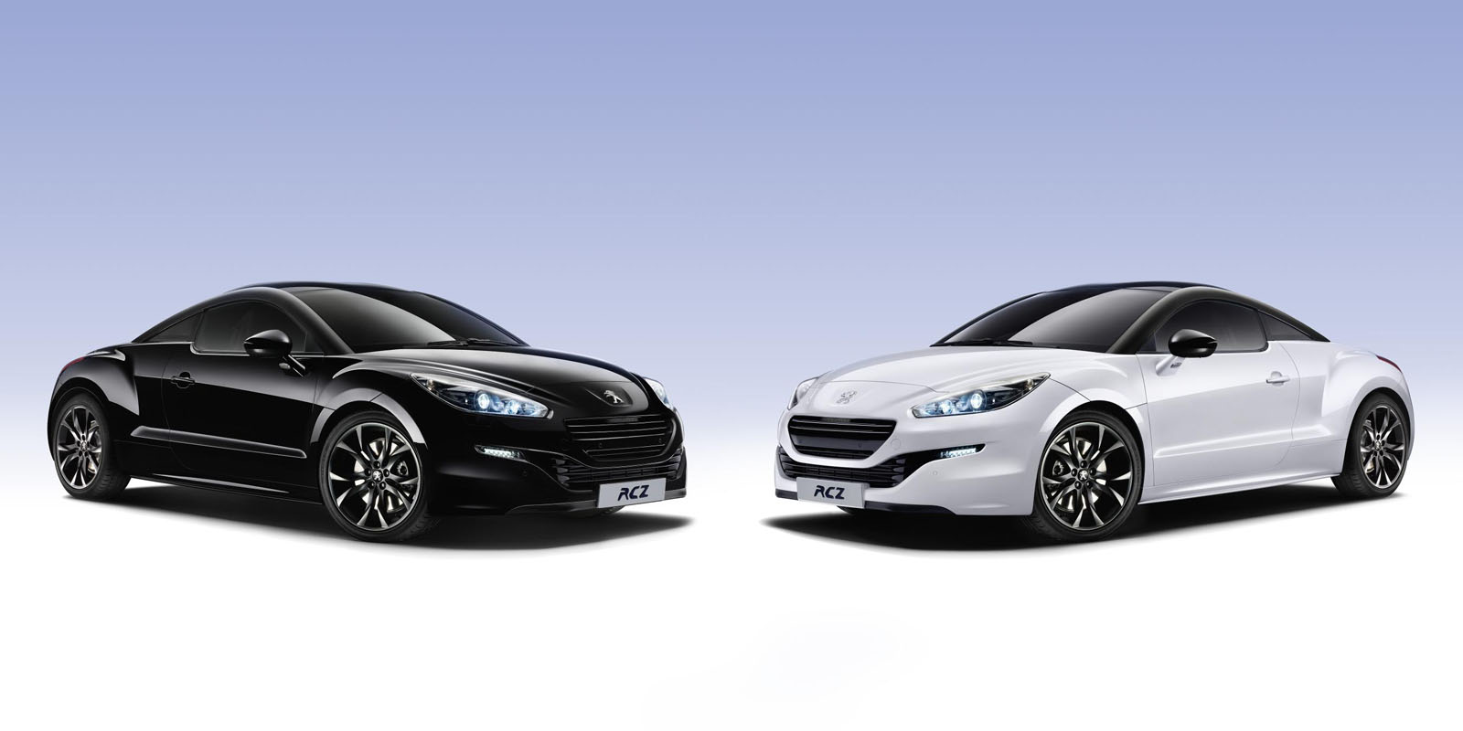 New Peugeot RCZ Magnetic