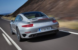 New Porsche 911 Turbo and Turbo S revealed with up to 560 hp