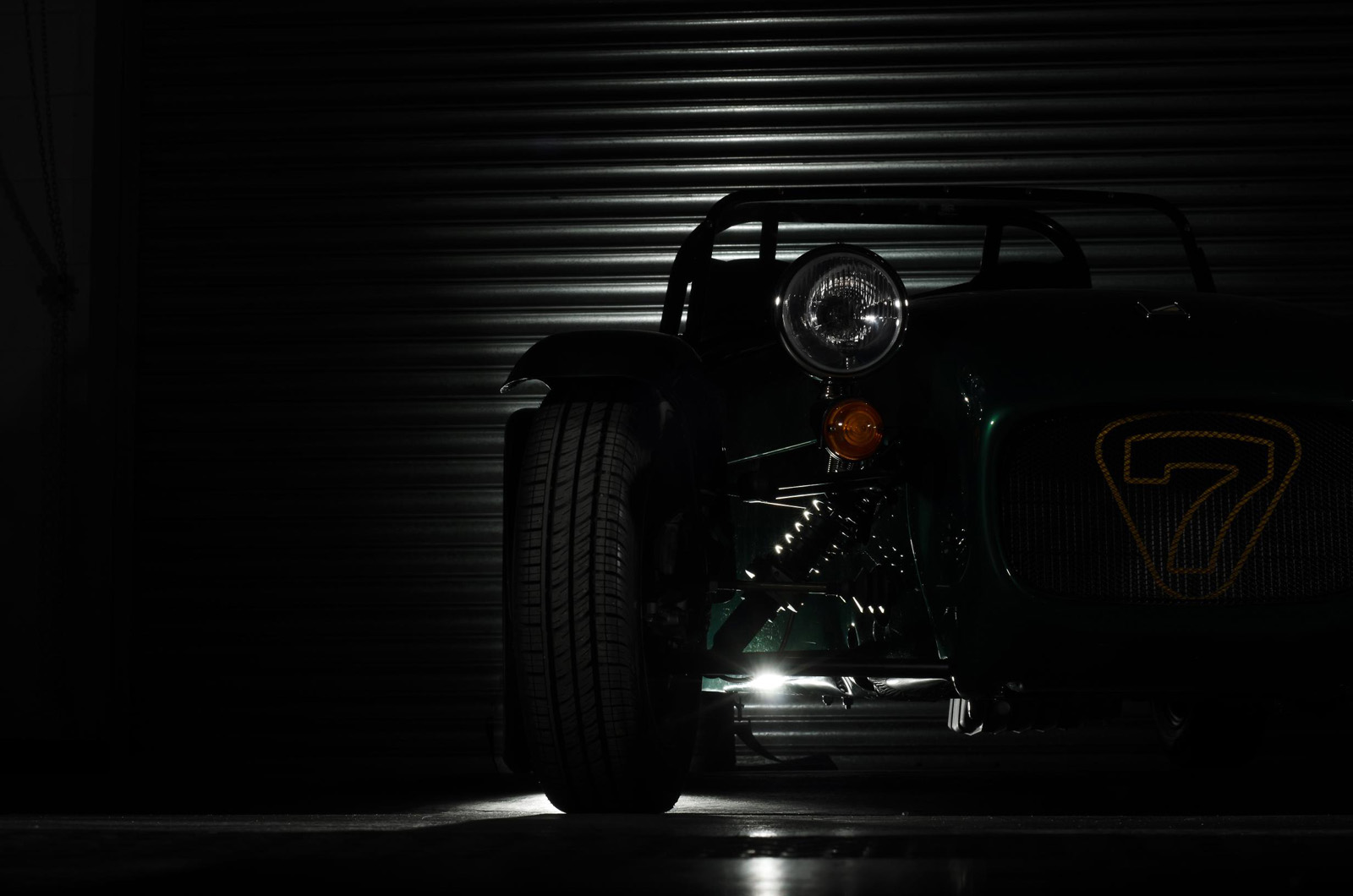 New entry level Caterham Seven