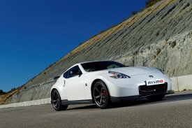 Nissan 370Z Nismo priced from £36,995