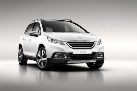 New Peugeot 2008 priced from £12,995