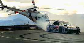 Watch Mike Whiddett drift a 750 hp Mazda RX-7 on New Zealand&#8217;s Crown Range