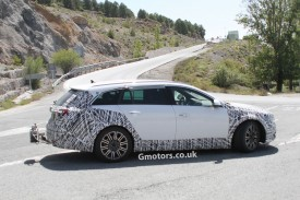 2014 Vauxhall/Opel Insignia Country Tourer spied