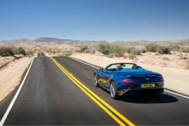 Aston Martin Vanquish Volante revealed, priced from £199,995 [video]