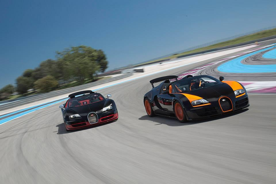 Bugatti track day at the Paul Ricard Circuit 4