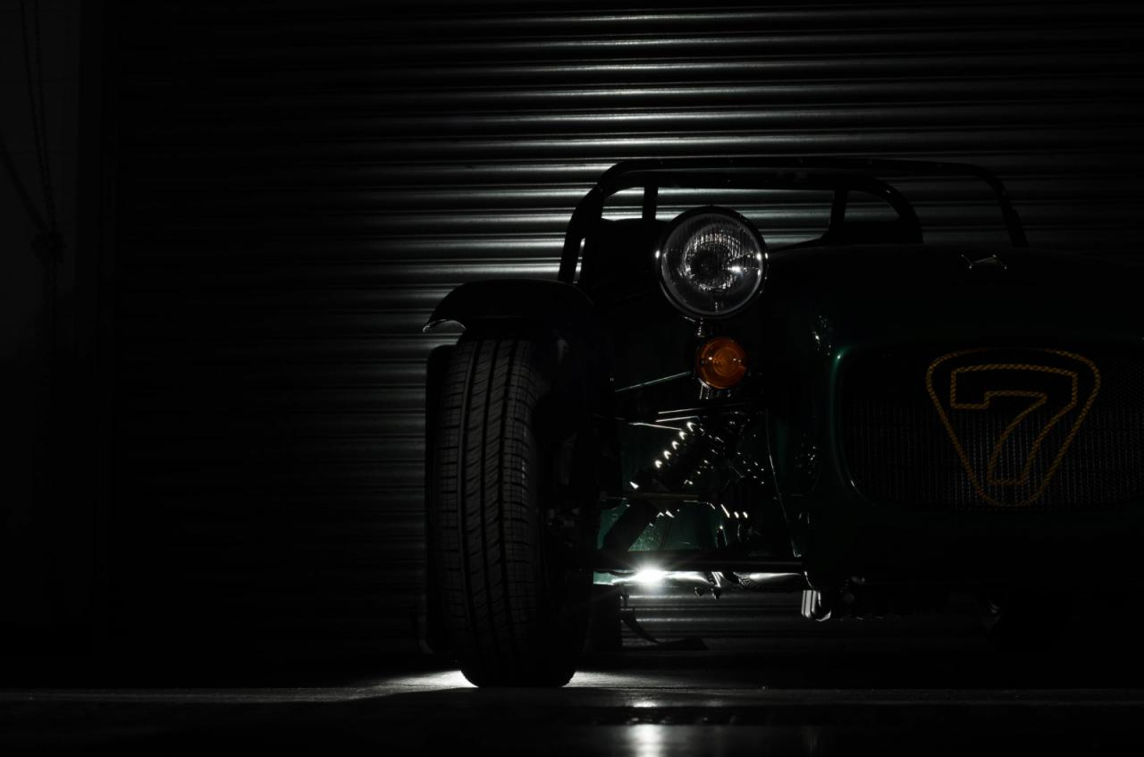 New Caterham