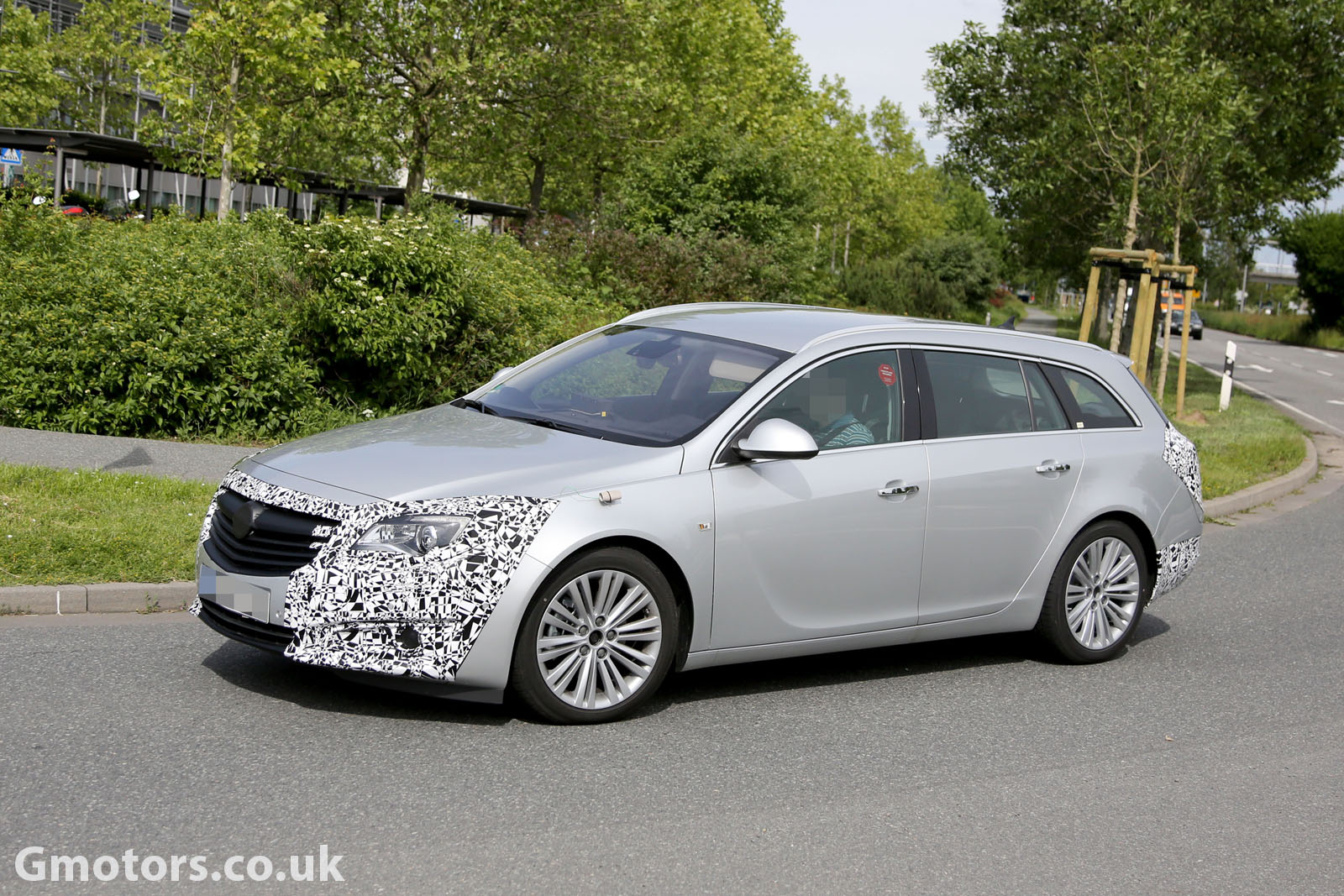 Opel/Vauxhall Insignia Sports Tourer facelift