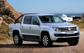 Volkswagen Amarok Edition announced, limited to 300 examples