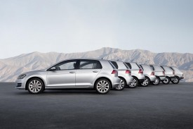 Congratulations! 30 millionth Volkswagen Golf rolls off the assembly line