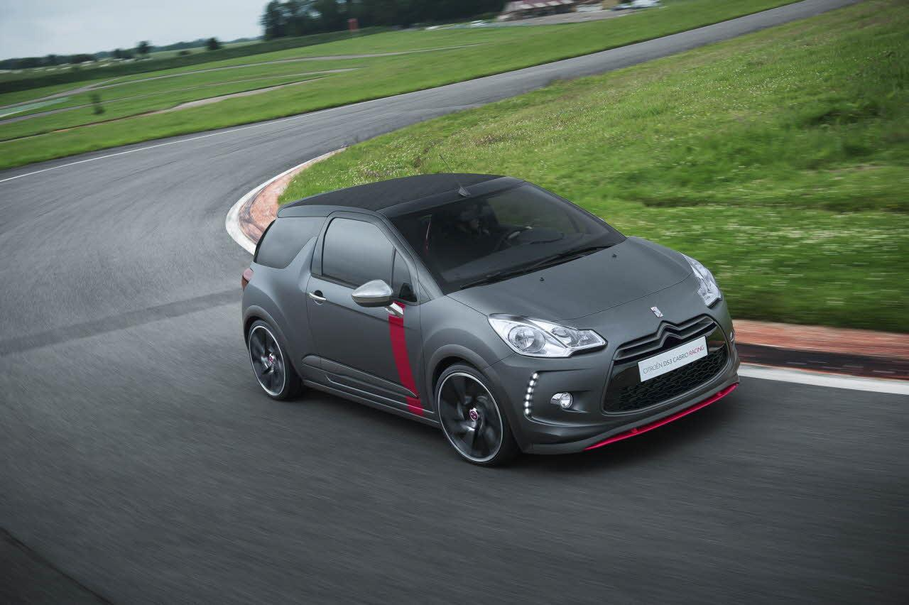 2013 Citroen DS3 Cabrio Racing Concept