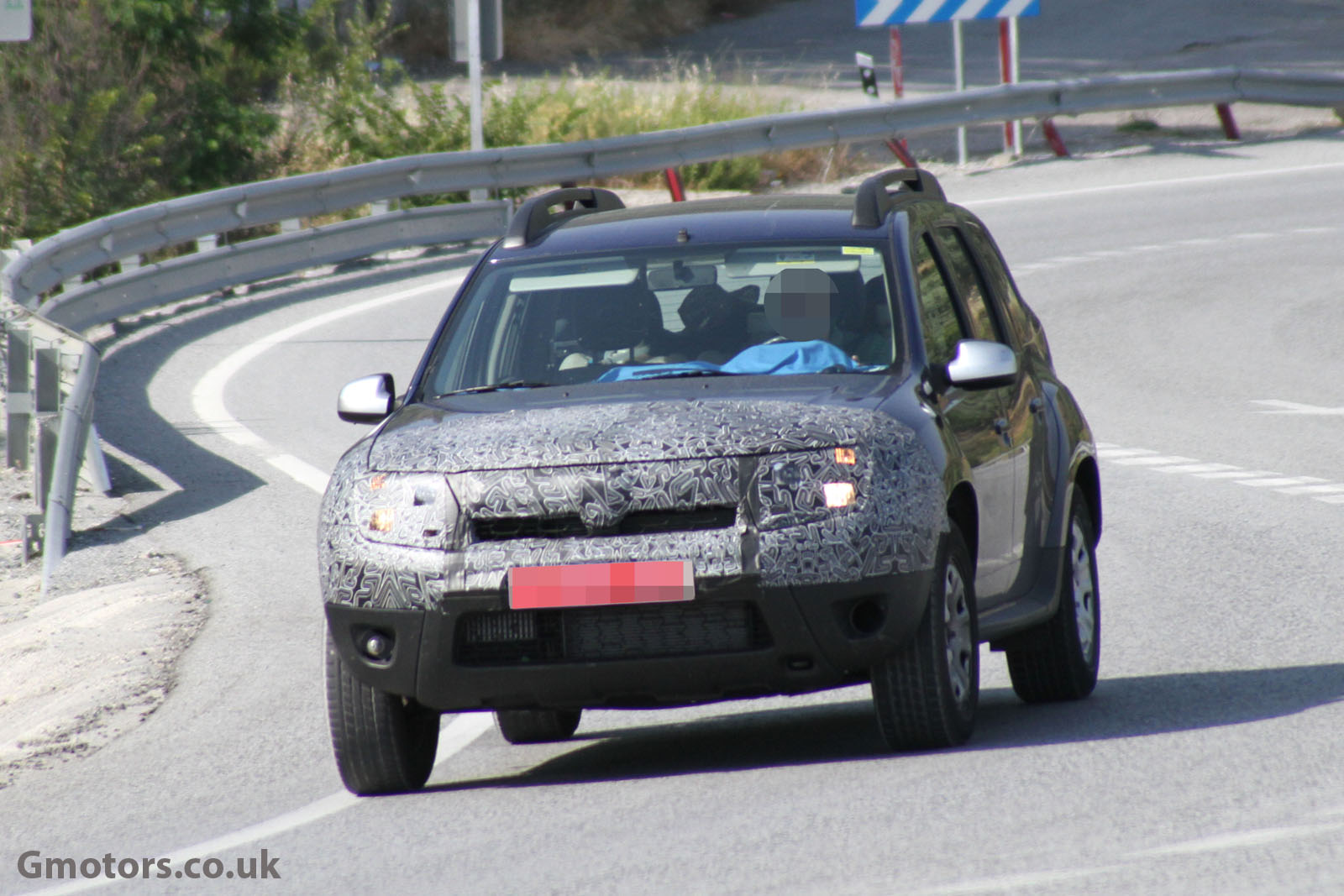 2014 Dacia Duster facelift 7