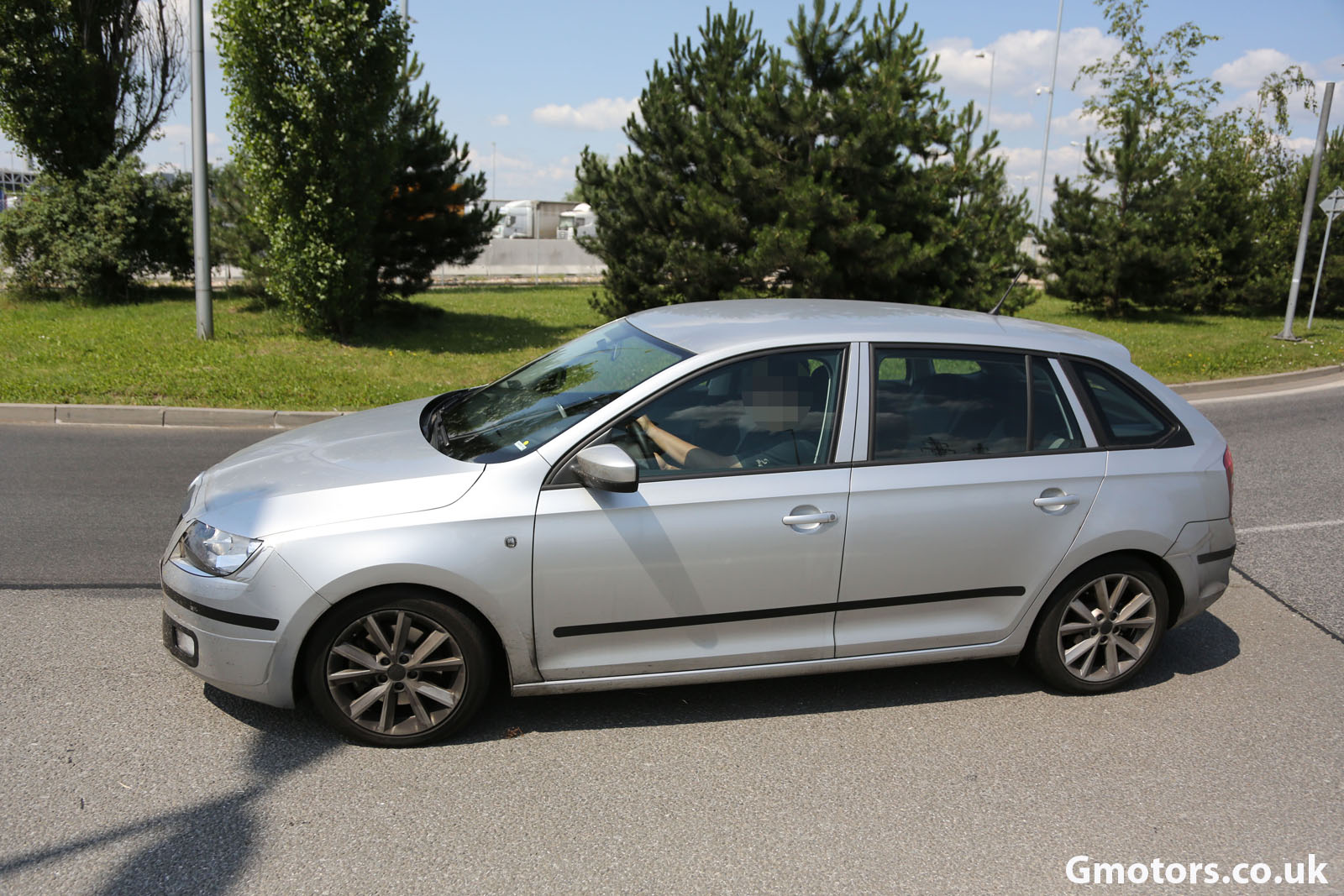 2014 Skoda Rapid Spaceback 15