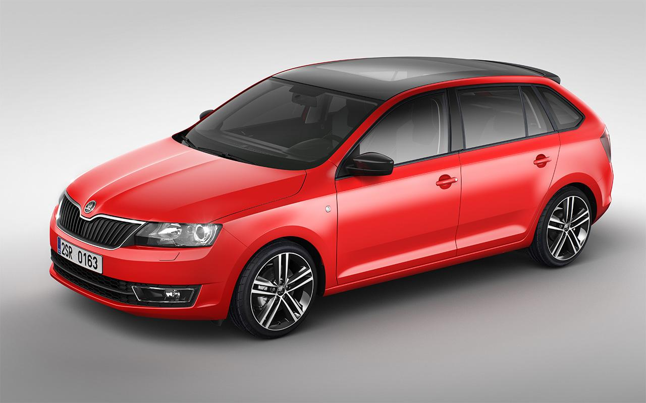 Skoda Rapid Spaceback 2