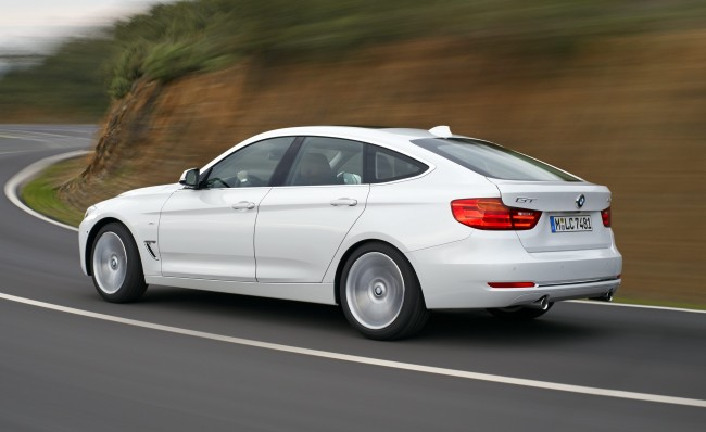 BMW 3 Series GT review