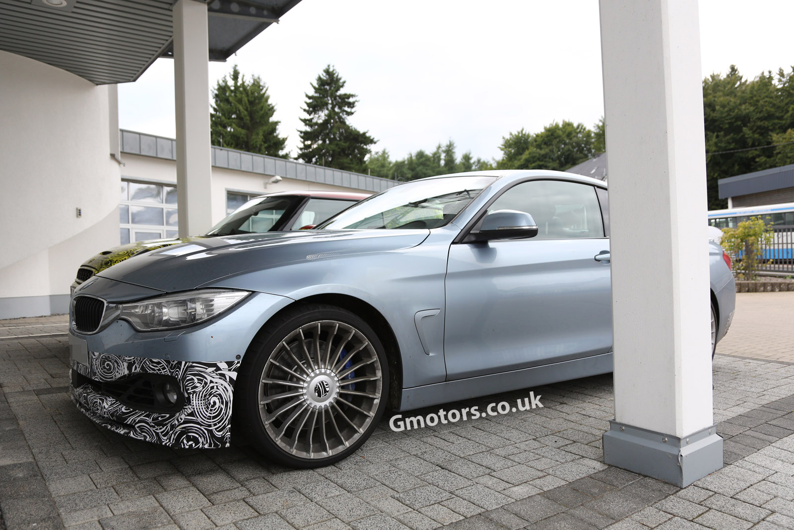 2014 BMW Alpina B4 Biturbo Coupe 4