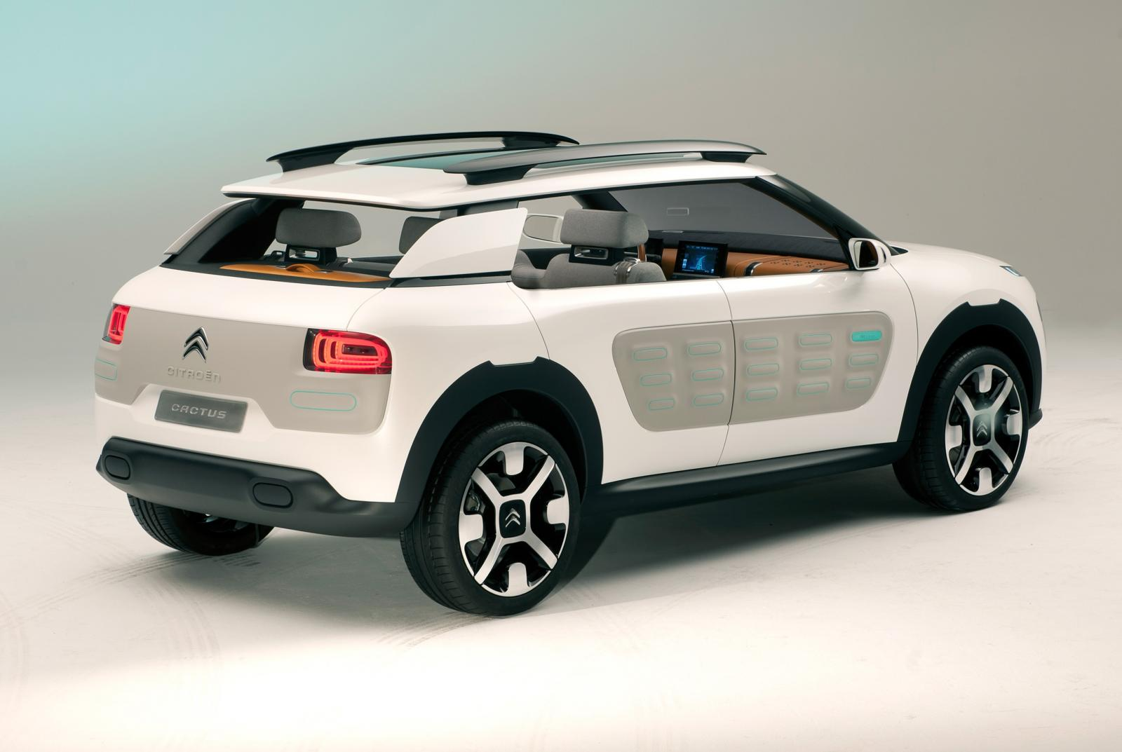 citroen cactus concept 4. Black Bedroom Furniture Sets. Home Design Ideas