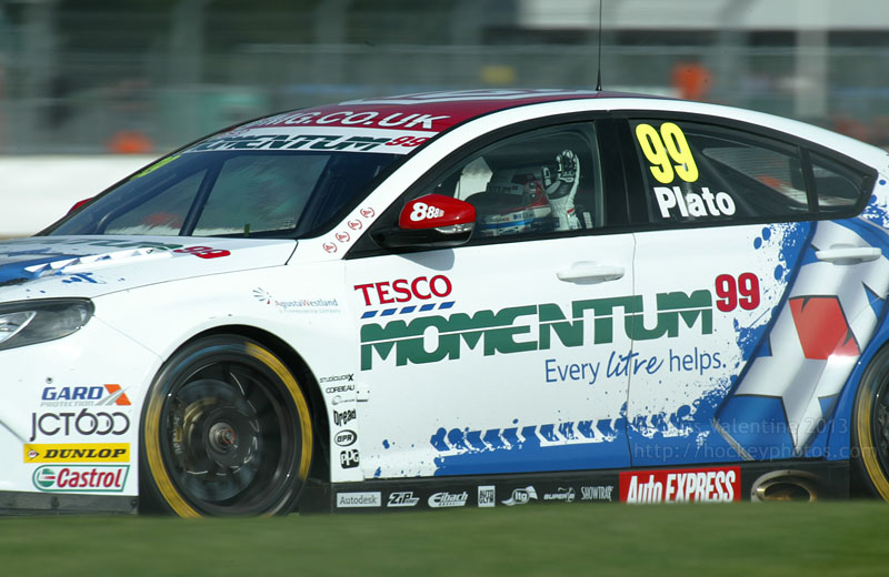 #99 Jason Plato reached 80 BTCC wins in Race 2