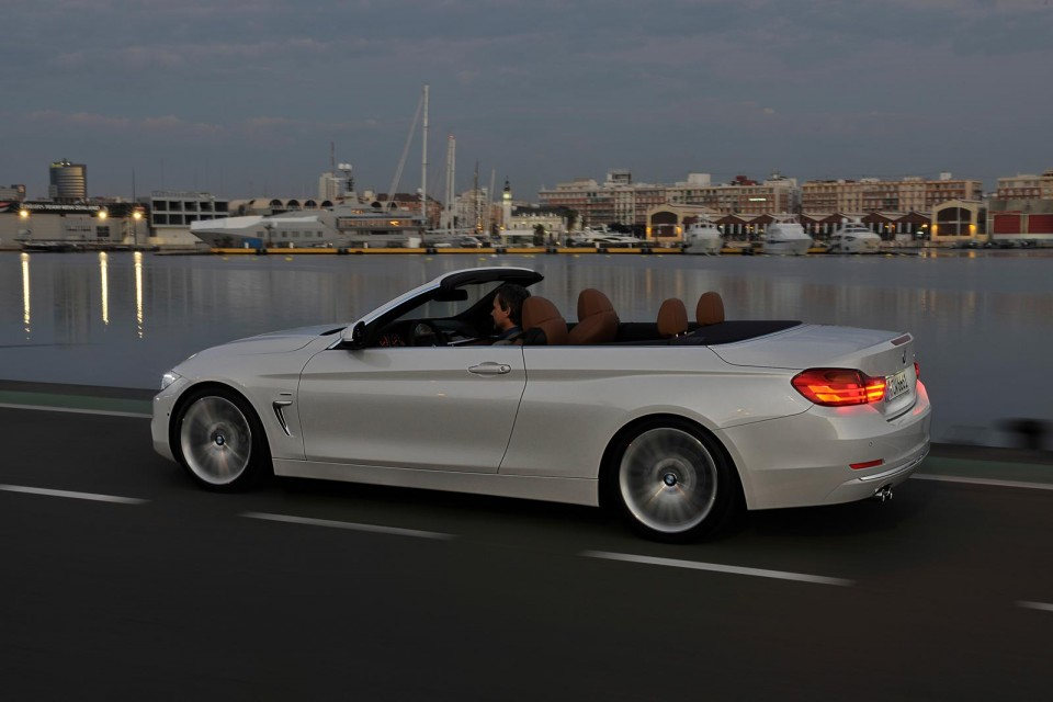 2014 BMW 4 Series Convertible 20