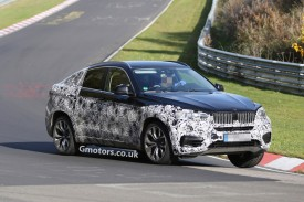 2015 BMW X6 prototype