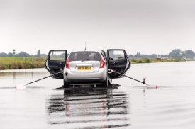 New Nissan Note rowing boat 2