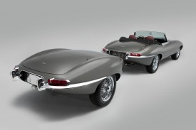 1968 Jaguar E-Type by Classic Motor Cars Limited of Bridgnorth