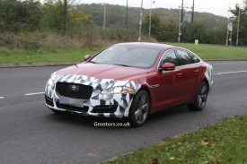 2015 Jaguar XJ facelift