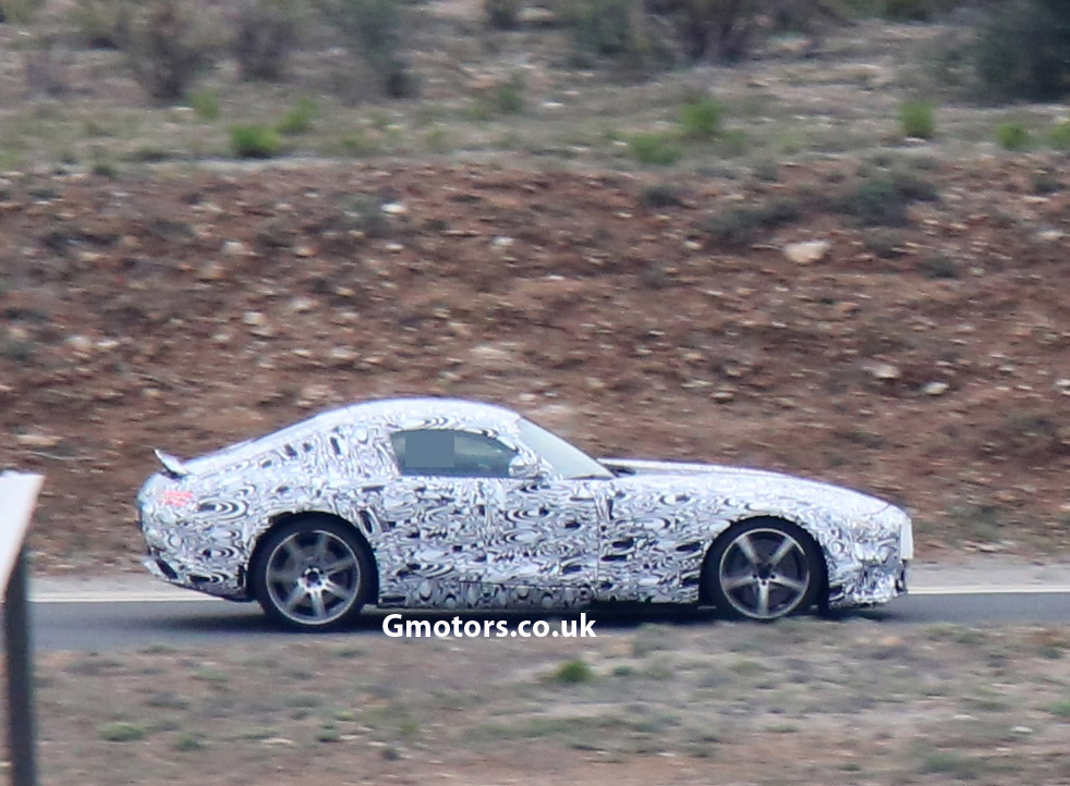 2014 - [Mercedes-AMG] GT [C190] - Page 3 2015-Mercedes-AMG-GT-11