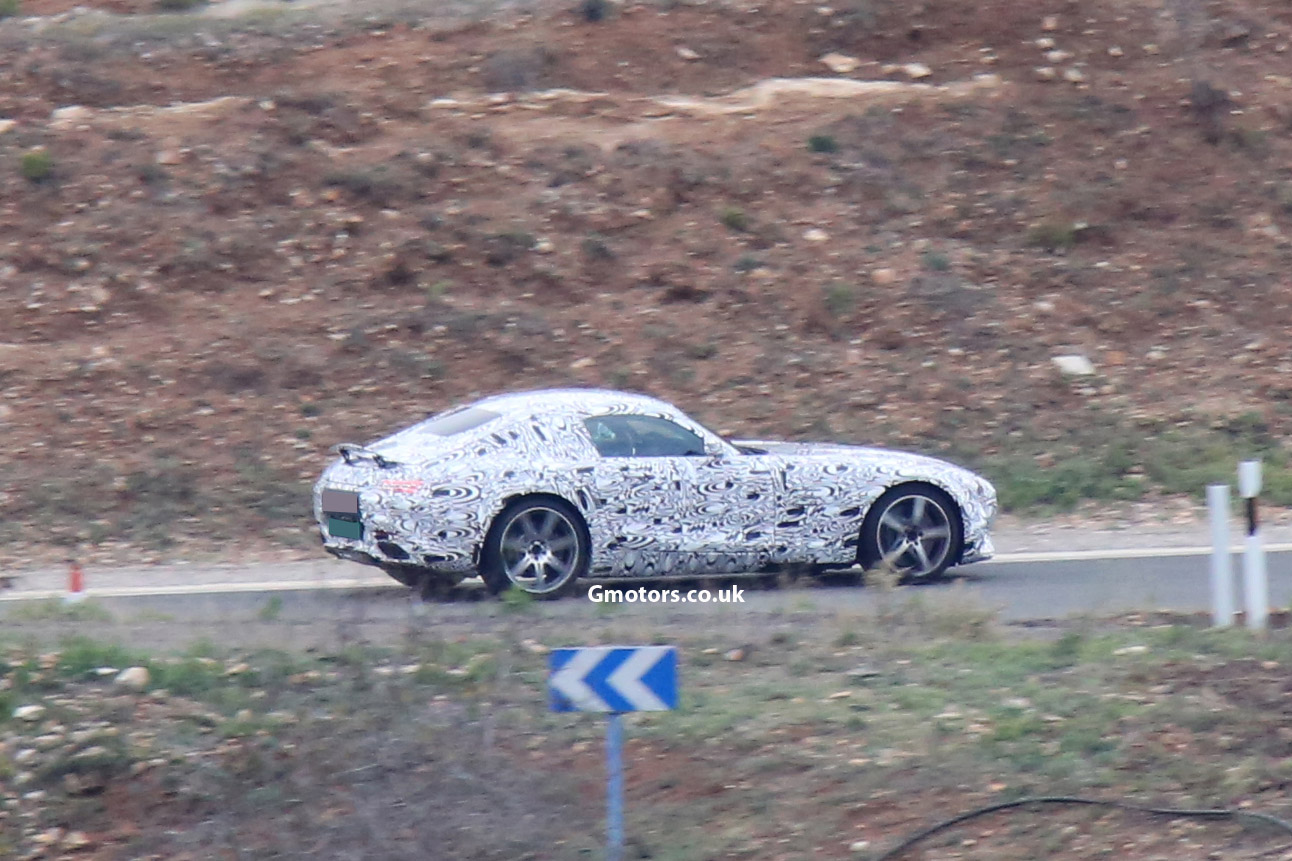 2014 - [Mercedes-AMG] GT [C190] - Page 3 2015-Mercedes-AMG-GT-2