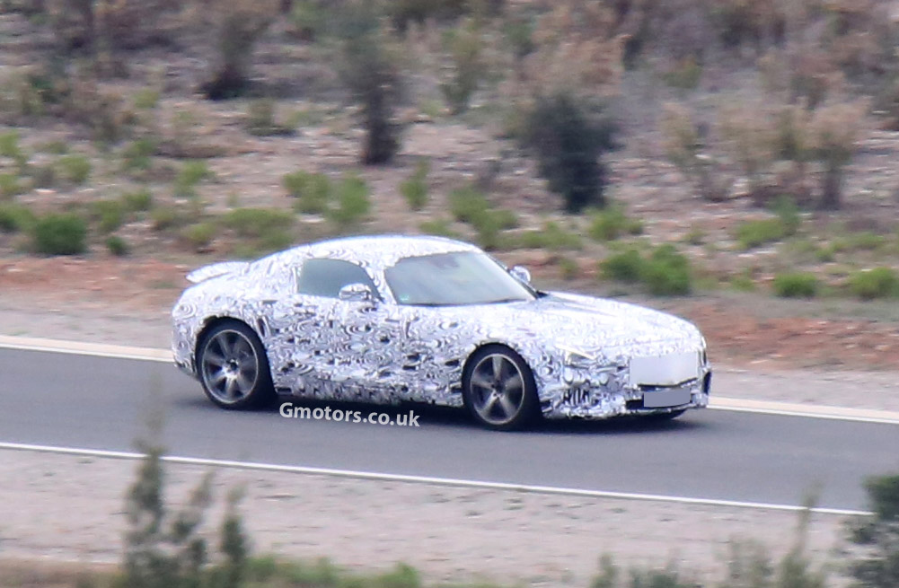 2014 - [Mercedes-AMG] GT [C190] - Page 3 2015-Mercedes-AMG-GT-4
