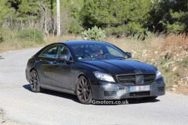 2015 Mercedes-Benz CLS 63 AMG facelift
