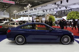 BMW ALPINA B4 BiTurbo Coupé at the Tokyo Motor Show 4