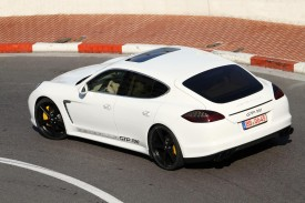 GEMBALLA GTP 700 based on the Porsche Panamera Turbo 2